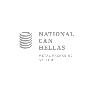 National Can Hellas Logo