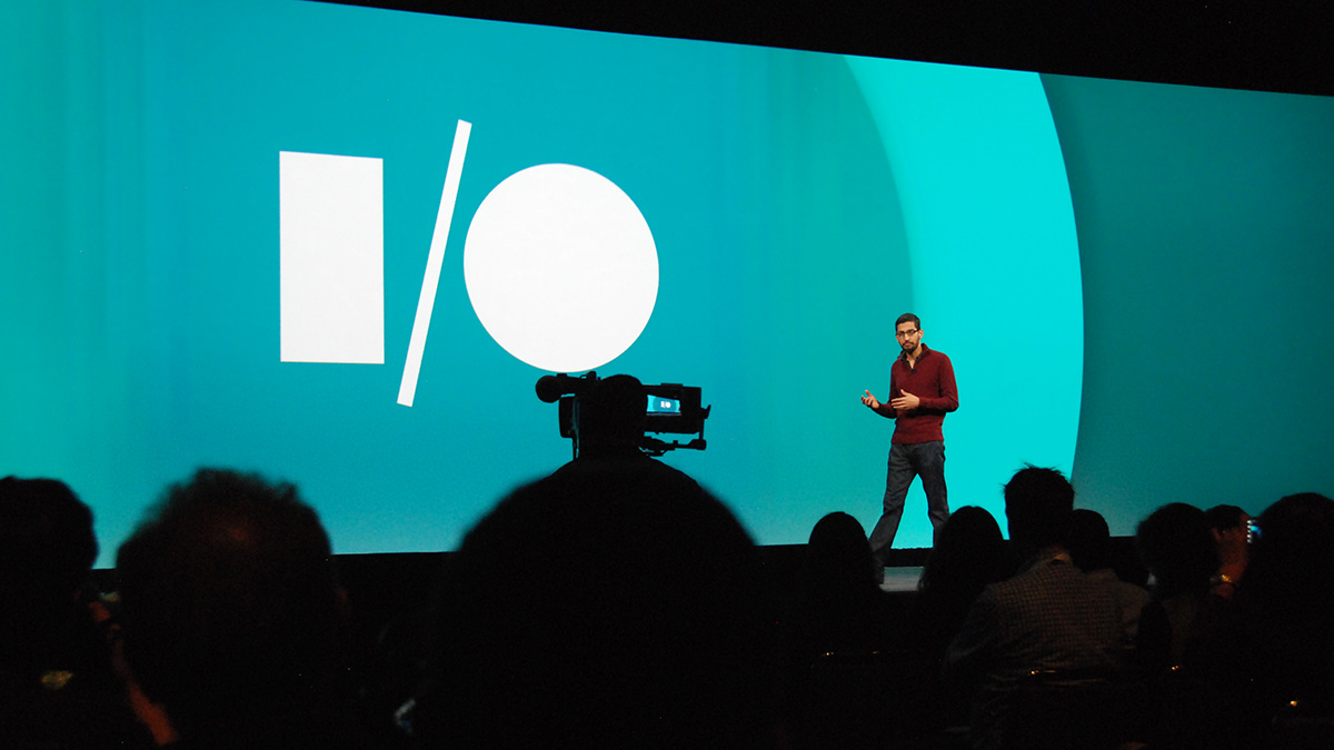 The CEO of Google does not use bullet points in his presentations and neither should you!